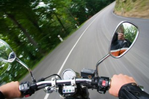 Hazardous Roadways Motorcycle Accident
